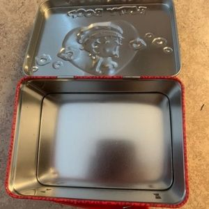 Betty Boop Other - Betty Boop Collectible Tin Box With Handle.